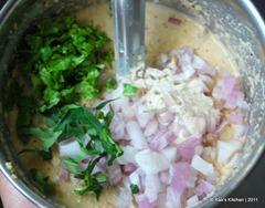 onion,coriander,curry,asafoetida