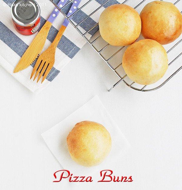 pizza buns