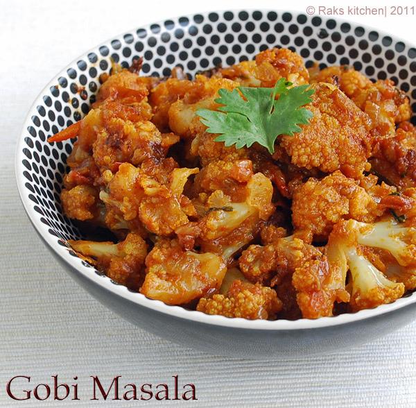 Gobi masala restaurant style recipe