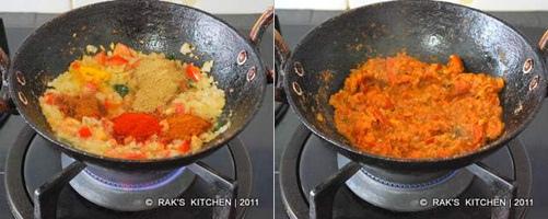 Gobi masala restaurant style step 2