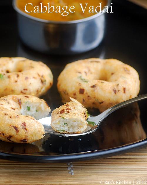 Cabbage-vada-recipe