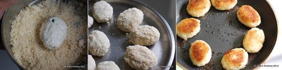 Paneer pasanda recipe step 2