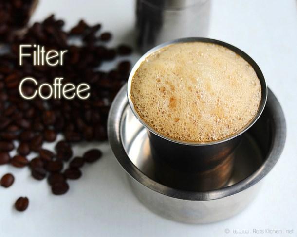 Degree coffee - filter coffee