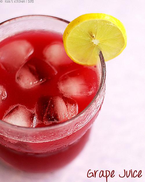 grape-juice-recipe