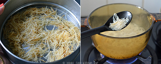 Step 2 semiya payasam recipe