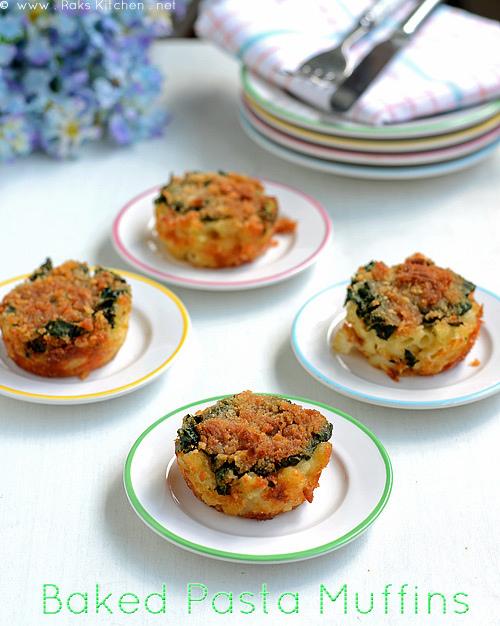 baked-macaroni-cheese-muffins