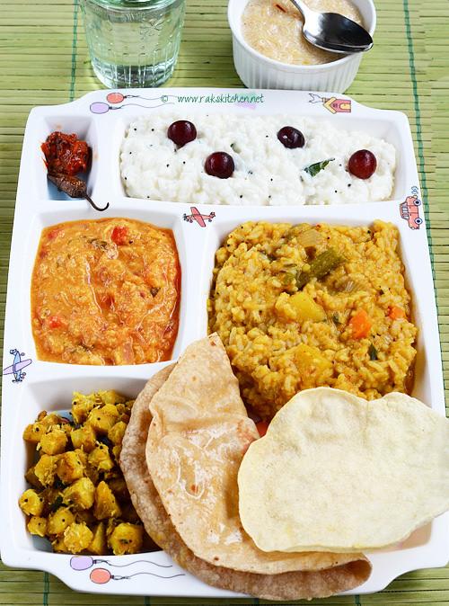 Lunch Menu 29 Quick Lunch Hsb Style Raks Kitchen