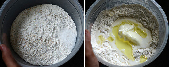 step 1 kashmiri naan recipe
