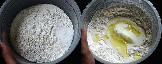 step 1 kashmiri naan recipe