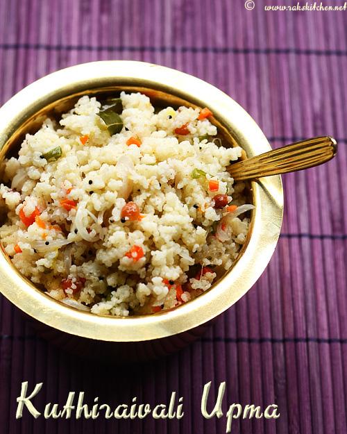 kuthiraivali-upma-recipe