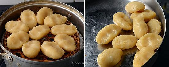 How to make pidi kozhukattai step 5