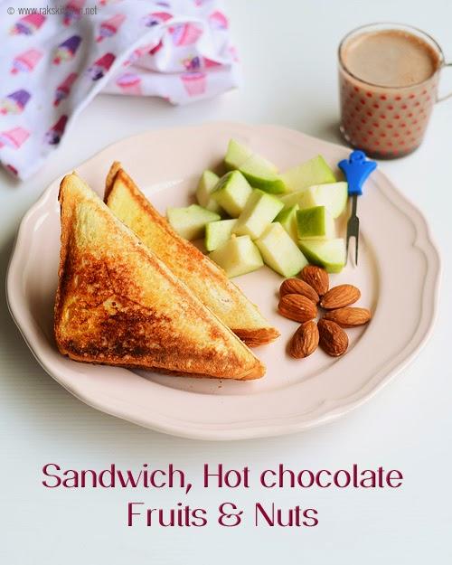 easy sunday breakfast idea Indian