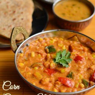 corn-capsicum-masala