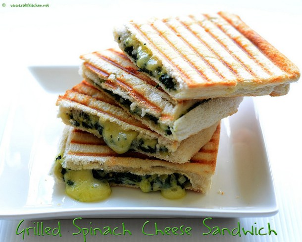 spinach-cheese-sandwich-recipe