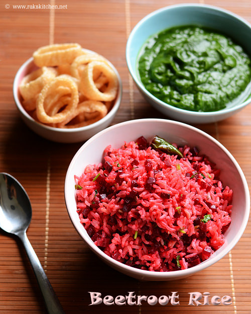 Beetroot-rice-recipe