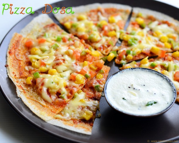 Pizza-dosa-recipe