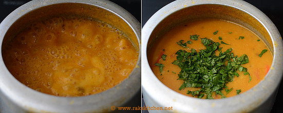 Panchratna dal recipe step 5