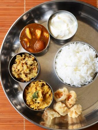 South Indian Menu Archives Raks Kitchen