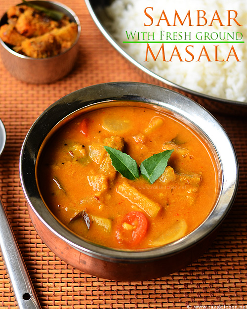 sambar-recipe-with-coconut