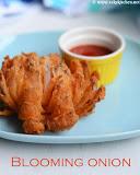 Eggless blooming onion recipe