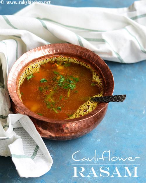 cauliflower-rasam