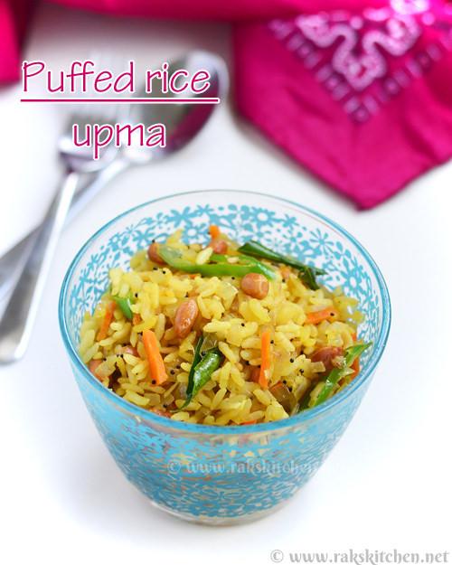 puffed-rice-upma