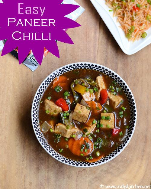 how-to-make-paneer-chilli