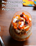 breakfast parfait recipe