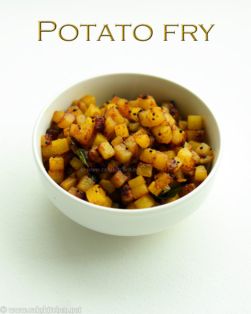 Potato fry