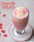 rose-milk-shake