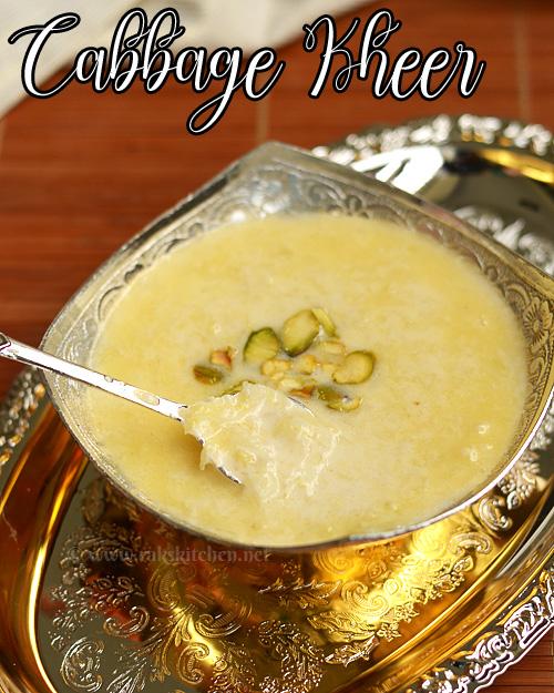 cabbage-kheer