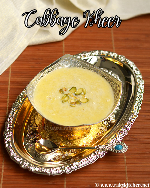 cabbage-payasam