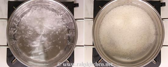 Como cozinhar o arroz Basmati de duas maneiras 11