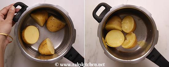 Gnocchi sem ovos na manteiga e sálvia 3