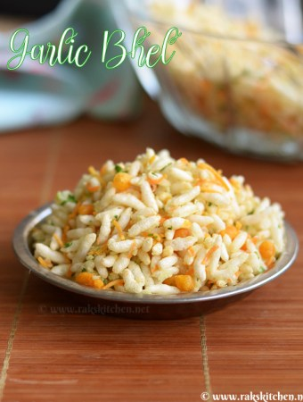 garlic-bhel-recipe