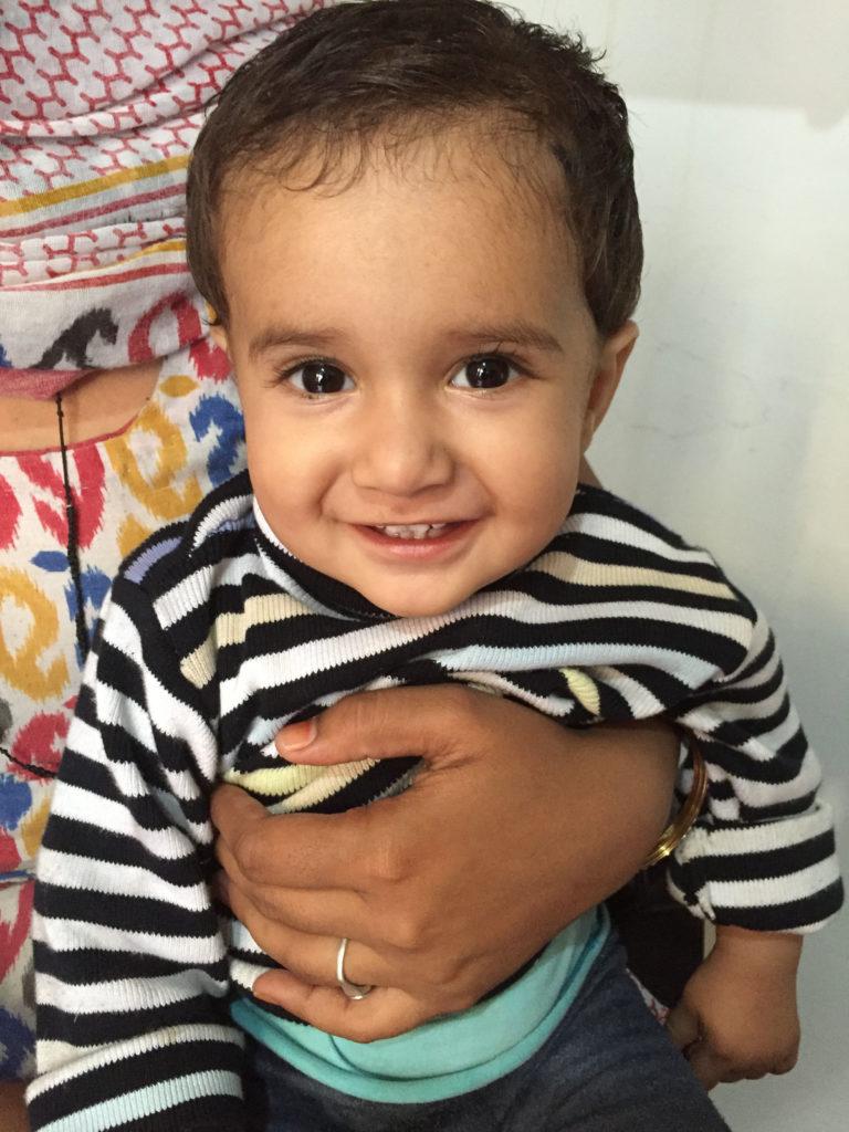 india baby