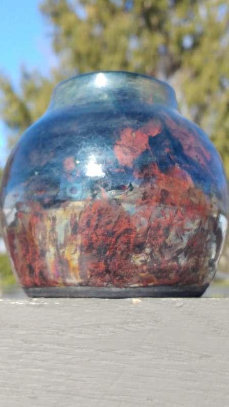 raku pottery
