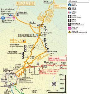 富士山_登山路線_吉田路線