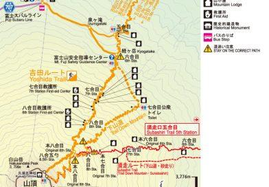 吉田線地圖