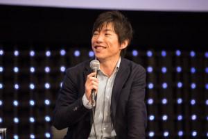 Creww CEO Sorato Ijichi at NEST 2016