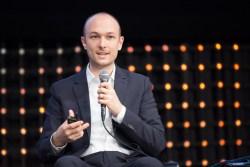 Lyft CEO Logan Green at NEST 2016