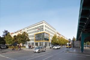The Rakuten Germany office in Berlin
