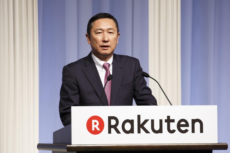 Masayuki Hosaka discusses Rakuten Card at Rakuten Financial Conference 2015