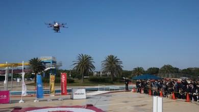 lte drone control