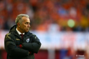 Nelsinho, Manager of Vissel Kobe (© Vissel)