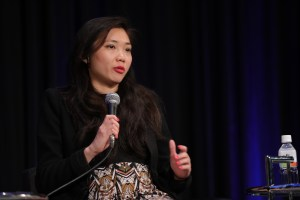 """""""If a white male says 'Oh you're so young and cute, you shouldn't be so aggressive,' I tell him, 'You're cute too. I'm just going to ignore you now,'"""" Rachel Lau of RHL Ventures said."""