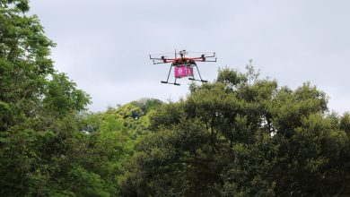 Rakuten plans to bring its drone delivery technology to Minamisoma as part of the Robot Testing Field project in Minasmisoma.