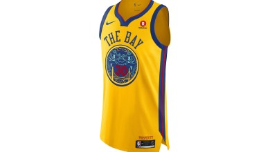 In a nod to the Bay Area's vibrant Chinese community, the Golden State Warriors will don special Chinese Heritage uniforms.