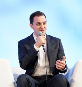 """Americans spend more money on a car they don't use 96% of the time than on food,"" said John Zimmer, Co-Founder and President, Lyft Inc."
