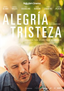 Rakuten TV will release the original film 'Alegría tristeza' later this year, and is already planning to produce five original films in 2019.